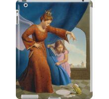 BIDDLE'S SAKE iPad Case/Skin