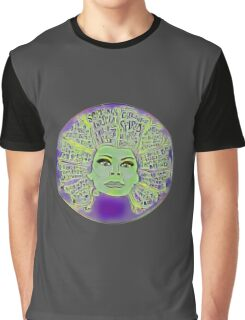Madame Leota Graphic T-Shirt