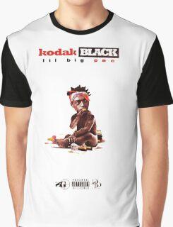 Kodak Black Cover Graphic T-Shirt
