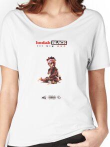 Kodak Black Cover Women's Relaxed Fit T-Shirt