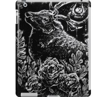 Deer God - King of the Forest iPad Case/Skin