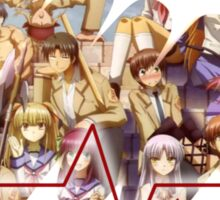 Angel Beats: My Soul, Your Beats Sticker