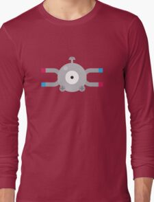 Magnemite Vector Long Sleeve T-Shirt