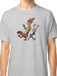 Hopps and Wilde Classic T-Shirt