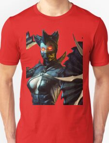 MORTAL KOMBAT KITANA DARK EMPRESS Unisex T-Shirt