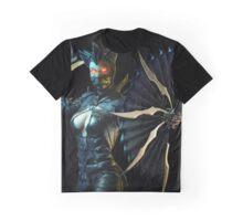 MORTAL KOMBAT KITANA DARK EMPRESS Graphic T-Shirt