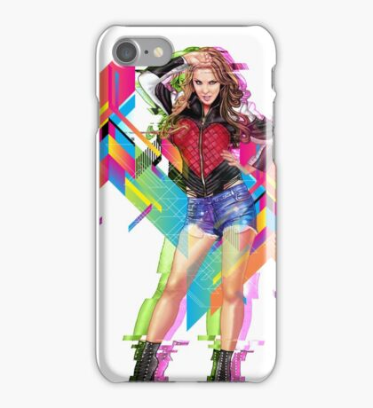 Kylie Minogue Time Bomb iPhone Case/Skin