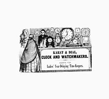 Clock and Watchmaker Unisex T-Shirt