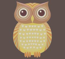 One Friendly Owl Kids Clothes