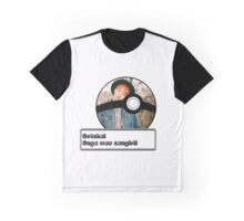 BTS Pokemon - Suga Graphic T-Shirt