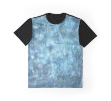 MYSTICAL BLUE WINTER Graphic T-Shirt