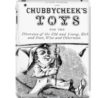 Chubbycheek's Toys iPad Case/Skin