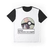 BTS Pokemon - Rap Monster Graphic T-Shirt