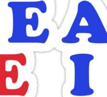 Deal Me In! Sticker