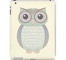 Only One Owl iPad Case/Skin