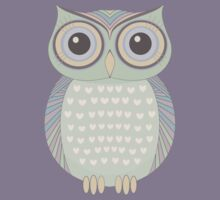Only One Owl Kids Clothes