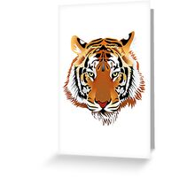 Tiger 578 Greeting Card