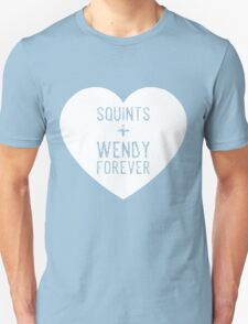 squints+wendy forever  Unisex T-Shirt