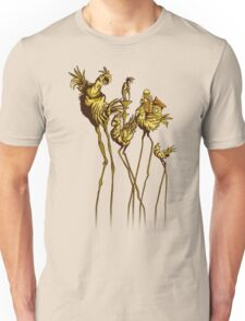 Dali Chocobos T-Shirt