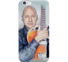 Mark Knopfler iPhone Case/Skin