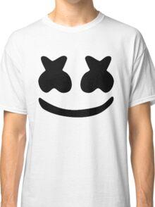 Marshmello Face Classic T-Shirt