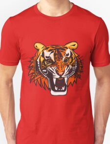 Angry Tiger 578 Unisex T-Shirt