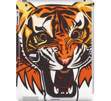 Angry Tiger 578 iPad Case/Skin