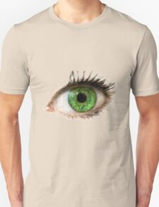 Green Eye Unisex T-Shirt