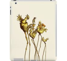 Dali Chocobos iPad Case/Skin