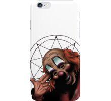 Slipknot: Shawn the Clown iPhone Case/Skin
