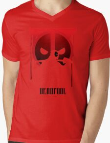 dead pool Mens V-Neck T-Shirt