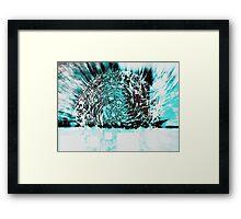 World Maker Framed Print