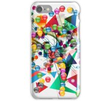 Ball&triangle iPhone Case/Skin