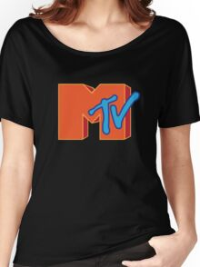 MTV Throwback 3 Women's Relaxed Fit T-Shirt