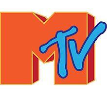 MTV Throwback 3 Photographic Print