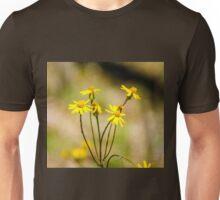 Golden Ragwort Unisex T-Shirt