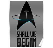 Kahn Star Trek Into Darkness Poster