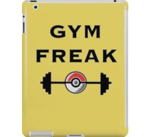 Pokemon Go Gym Freak iPad Case/Skin