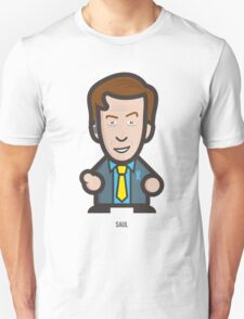 Breaking Bad Icon Set - SAUL GOODMAN T-Shirt
