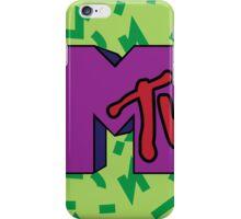 MTV Throwback 5 iPhone Case/Skin