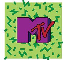 MTV Throwback 5 Photographic Print