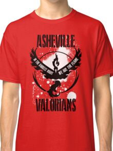 ASHEVILLE Team Valor Design Classic T-Shirt