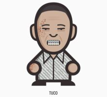 Breaking Bad Icon Set - TUCO by LEMENX