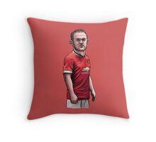 Wazza Throw Pillow