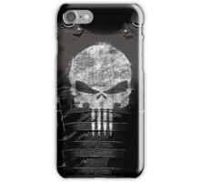 The Punisher Vest iPhone Case/Skin