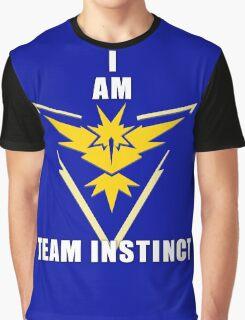 """I AM"" Team Instinct Graphic T-Shirt"