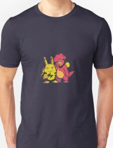 Magby and Elekid Unisex T-Shirt