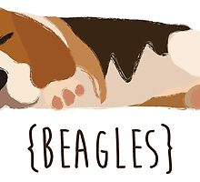 Beagles by ceobrien