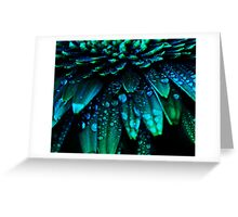 Midnight Blue Greeting Card