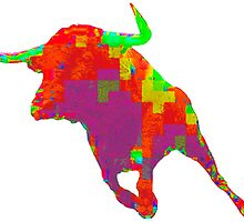Toro español by mellonti